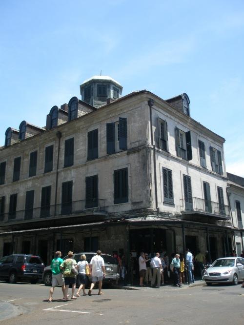Napoleon house 1