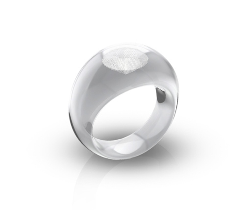 dimond ghost ring