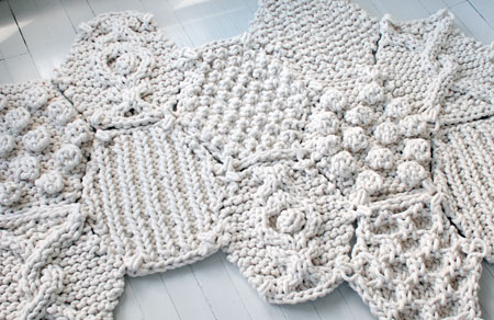 giant knit rug 02