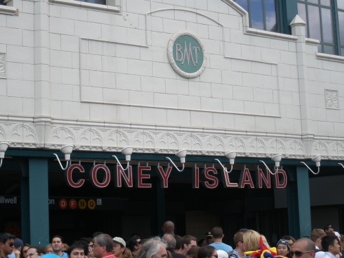 coney subway