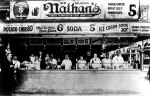nathan's famous_black and white
