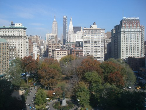 union square_fall